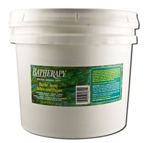 Queen Helene Batherapy Mineral Bath Salts, Original, 20 Pound [Packaging May Vary] (Mineral Bath Salts Batherapy)