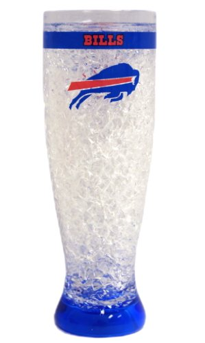 - NFL Buffalo Bills 16oz Crystal Freezer Pilsner