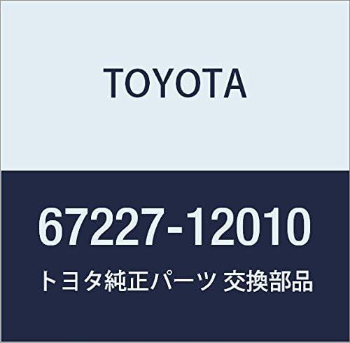 Retainer Rr Spoiler Genuine Toyota Parts 67227-12010