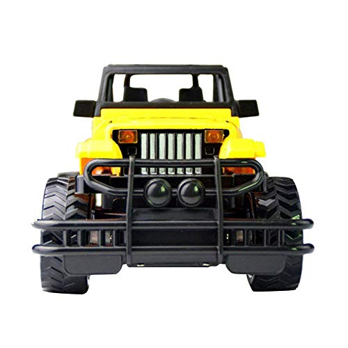 Centishop Remote Control Off-Road Vehicle, Wrangler Hummer Model Remote Control car, Toy car for Kids, Chidren, Adults, Boys and Girls