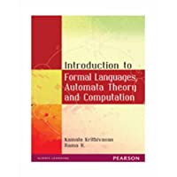 Introduction to Formal Languages, Automata Theory and Computation, 1e
