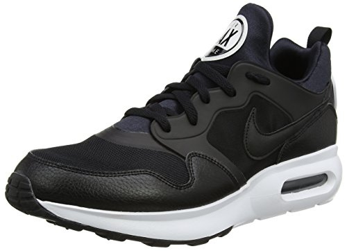 Nike Herren Air Max Prime Gymnastikschuhe Schwarz (Black/Black White)