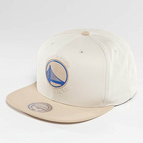 cap claro cap beige amp; Serve Mitchell capbaseball Warriors Ness by Gorra A8qgv7wA