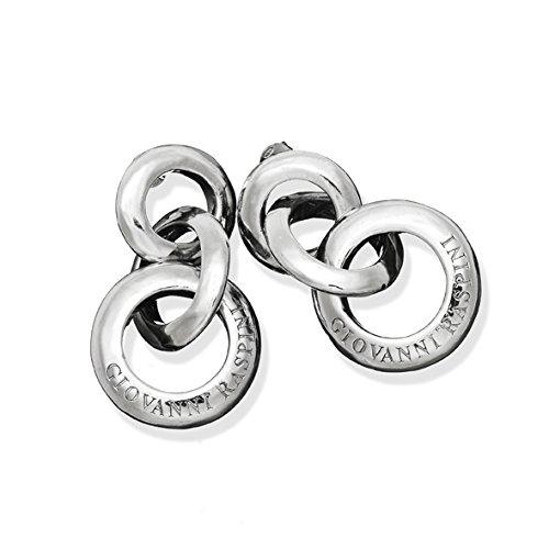Boucles d'oreilles logo Tris