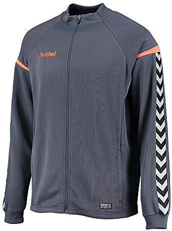 hummel Boys Auth Charge Poly Zip Jacket Jacket