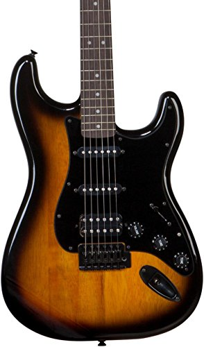 squier bullet hss stratocaster electric guitar 2 color sunburst buy online in uae fender. Black Bedroom Furniture Sets. Home Design Ideas