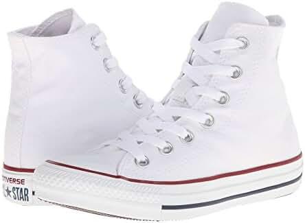 Optical White High Top Size 12