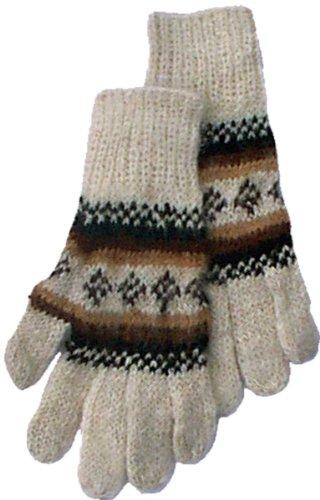Alpaca Gloves - Alpaca Gloves - Cream