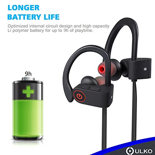 00efefc9b20 Amazon.com: Wireless Headphones | Best Wireless Earbuds |Wireless Workout  Earphones | Running Workout Sport Headphones | Sweatproof HD Stereo Earbuds  ...