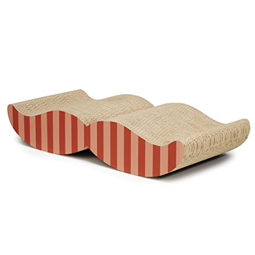 - Savvy Tabby Muscratchio Cat Scratcher