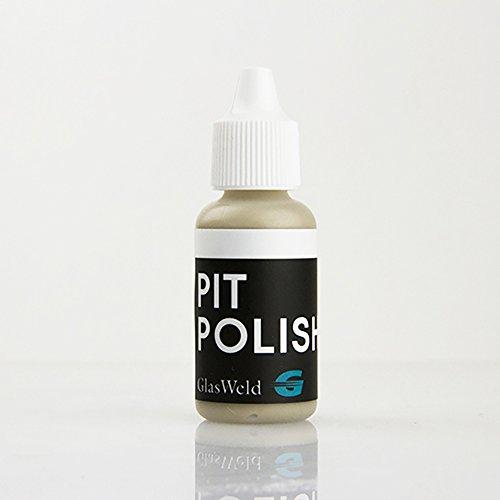 GlasWeld Pit Polish - Windshield Repair Polish