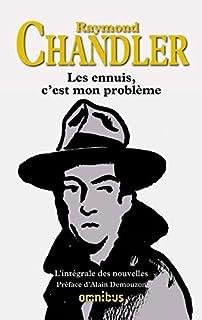 Les ennuis, c'est mon problème : l'intégrale des nouvelles ; Suivi de Simple comme le crime : essai sur le roman policier : CD 2