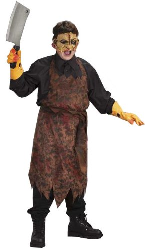 Fun World Costumes Boys Bloody Butcher -