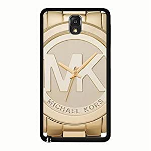 Watch Michael and Kors Phone Case Cover For Samsung Galaxy Note 3 n9005 MK Fashionable