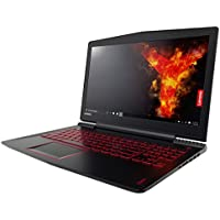 Lenovo Legion Y520 15.6 inch FHD Gaming Laptop Computer (Intel Core i5-7300HQ, NVIDIA GeForce GTX 1050 Ti 4GB, 8GB RAM, 256GB PCIe SSD, Windows 10) 80WK00FHUS