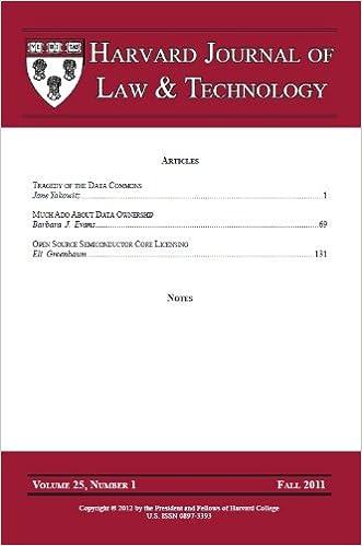 Harvard journal