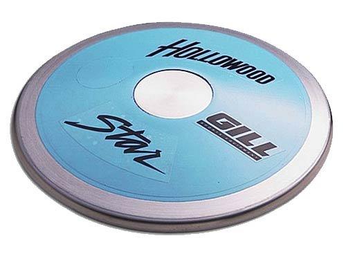 Gill Athletics Hollowood Star 1.0 Kilo Womens & Junior Discus   B001OTDNLE