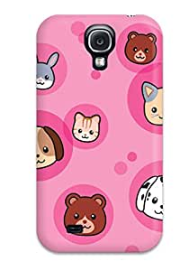 Nick Watson's Shop Discount Fashion Protective Letras Japonesas Animal Case Cover For Galaxy S4