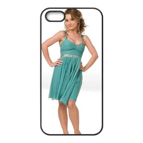 High School Musical 3 5 coque iPhone 4 4S cellulaire cas coque de téléphone cas téléphone cellulaire noir couvercle EEEXLKNBC25740