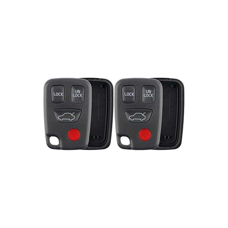 KeylessOption Keyless Entry Remote Case