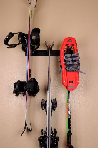 Rough Rack 3-6 Ski & Snowboard - Ski Steel Rack
