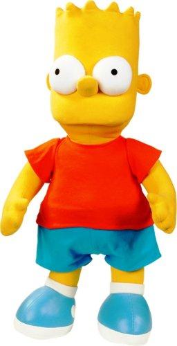 United Labels - Simpsons Plush Figure Bart 26 (Simpsons Teddy Bear)