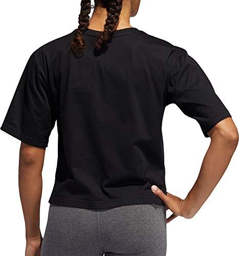 adidas Women's Must Haves Ringer 3-Stipes T-Shirt 2