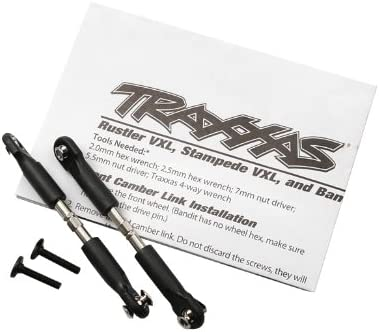 39 mm Traxxas 3643 Camber Link Turnbuckle Model Car Parts