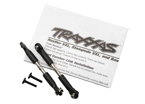 B000STYS92 Traxxas 3644 Turnbuckle / Camber Link with Rod Ends, 39mm (pair) 413pyA5Sd8L