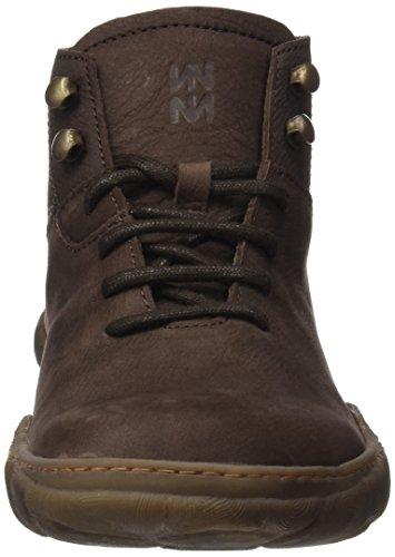 El Naturalista Men N5083 Pleasant Turtle Ankle Boots Brown