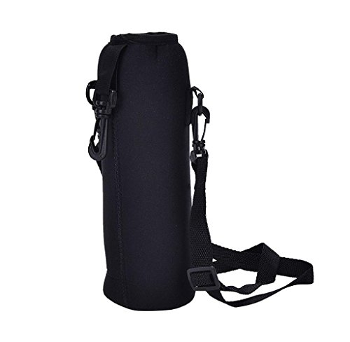 mmtop 2017NEU 1000ml Wasser Flasche Carrier isoliert Cover Tasche Halter Gurt Tasche Outdoor