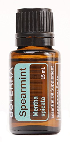 doTERRA Spearmint Essential Oil 15 ml