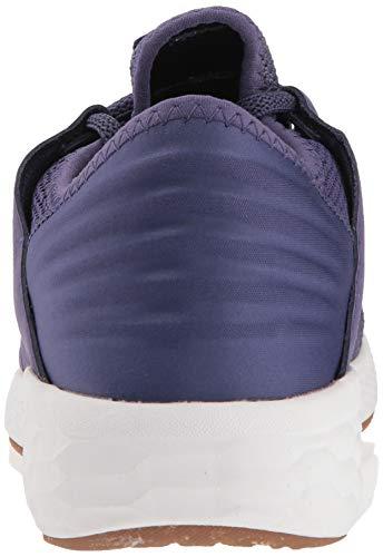 New Balance Women's Fresh Foam Cruz V2 Sneaker, Wild Indigo/Wild Indigo, 12 B US