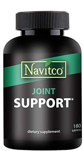 - Navitco Joint Support (Glucosamine Sulfate W / MSM & Boswellia) - 180 TAB