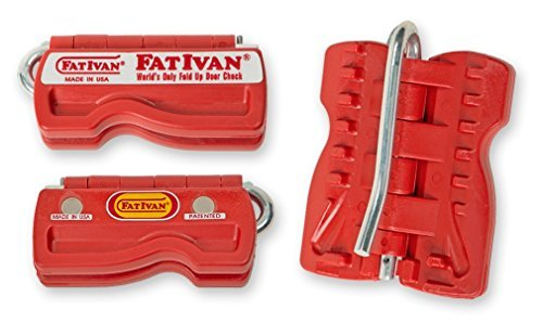 24 pack Original FatIvan-red Door Stoppers! [並行輸入品] B07B7CBXM2