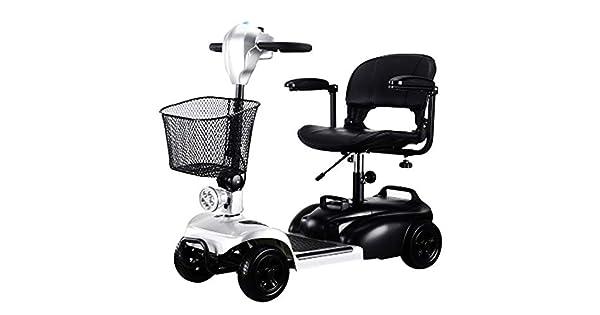 Amazon.com: Patinete eléctrico de 4 ruedas para patinete ...