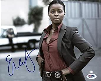 Erica Tazel - Justified Signed 8X10 Photo Autographed #X31523 - PSA/DN