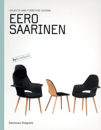 Eero Saarinen: Objects and Furniture Design: By Architects for sale  Delivered anywhere in USA
