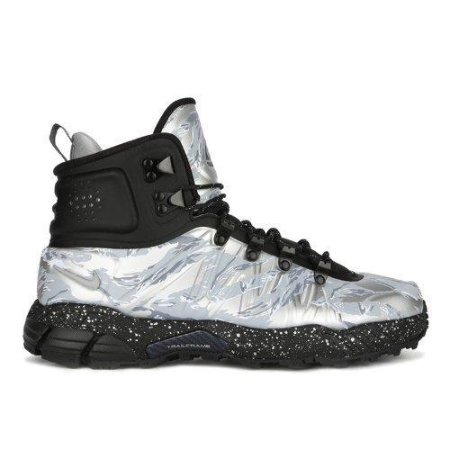 Nike Men's Zoom MW Posite QS Boots, Size 8.5 METALLIC SILVER/METALLIC SILVER-BLACK-STEALTH -  637840-010 - 8.5