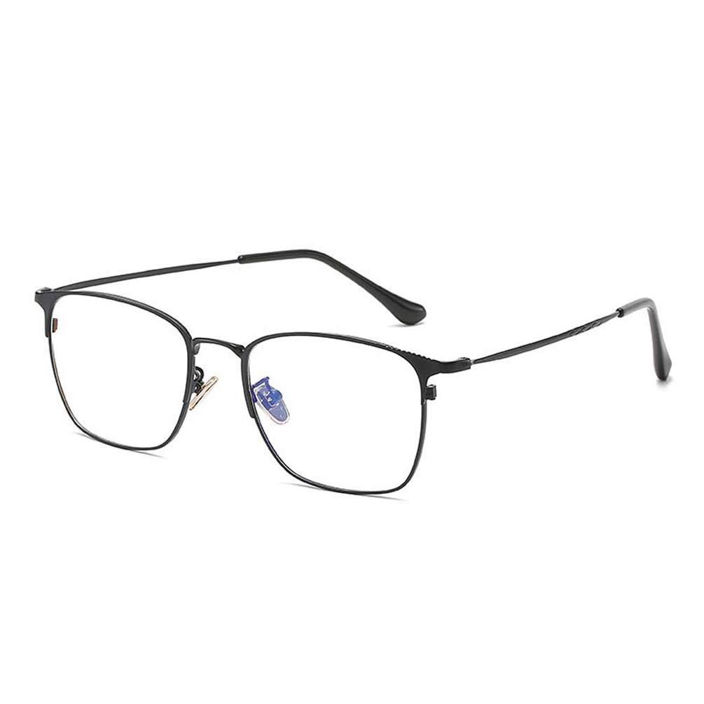 WLLIT Myopia Frames, Custom Lenses, Custom Anti-Blue Light Anti-Radiation Anti-Fatigue Optical Reading Glasses Automatic Color-Changing glasses-C-3-RPG