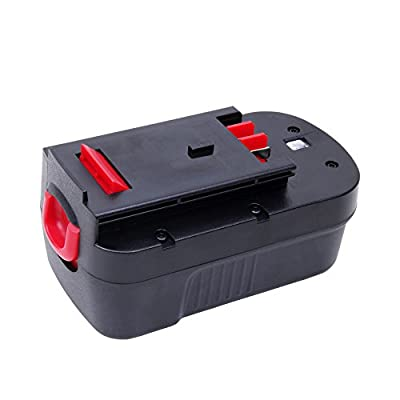 Replacement Battery for Black & Decker, HPB18 2.0Ah Tool Battery for B&D