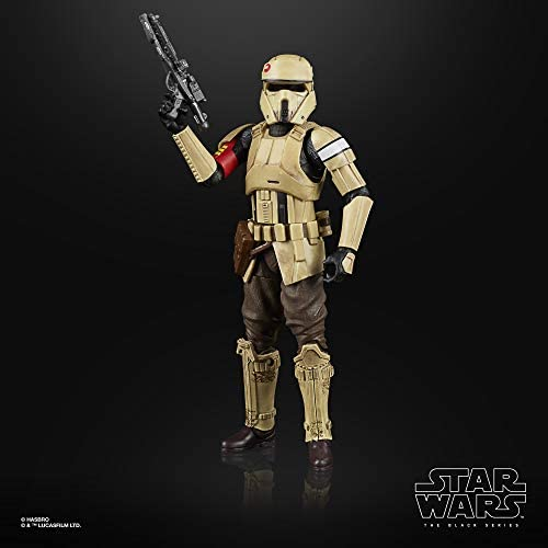 Star Wars The Black Series Archive Shoretrooper 6-Inch-Scale Rogue One: A Story Lucasfilm fiftieth Anniversary Collectible Figure