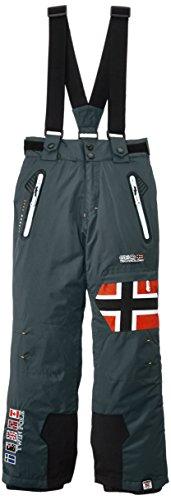 Geographical De Norway Watergate Foncé Pantalon Garçon Ski Gris rrO6vx