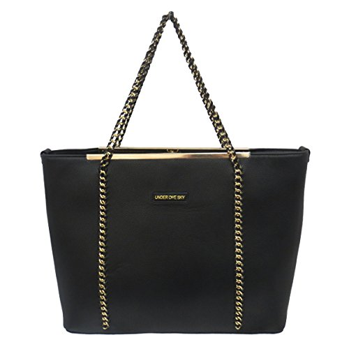 8005123-under-one-sky-womens-chain-trim-tote-with-bonus-removable-crossbody