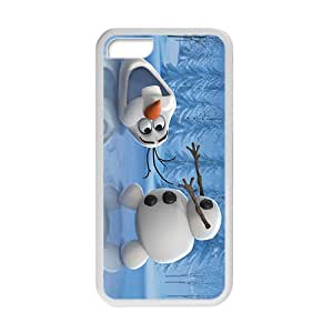 LINGH Cute Frozen Olaf Design Best Seller High Quality Phone Case For Iphone 5C