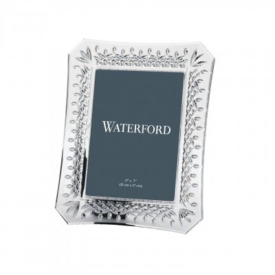 Waterford Lismore Crystal Picture Frame 8 X 10