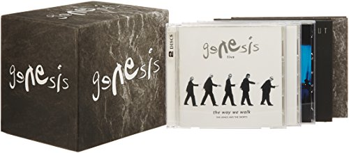 Genesis Live 1973-2007 (8 CD/3 DVD) by Atlantic Catalog Group
