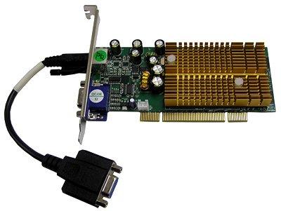 Jaton VIDEO-338PCI-LX GeForce 6200 Graphics Card