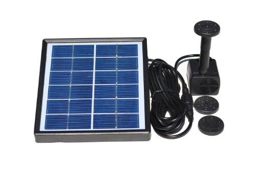 Solarrific G3017 Solar Water Fountain Kit