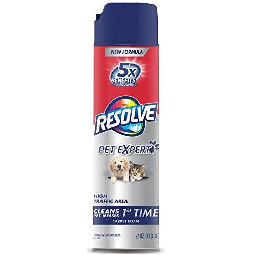 Resolve Pet Expert High Traffic, Carpet Foam, 22 oz